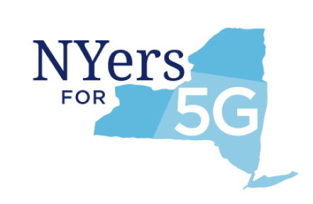 NYers for 5G Logo